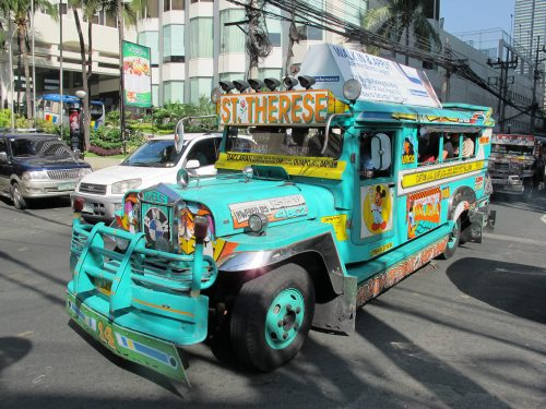 フィリピンにおけるライドシェアサービスの可能性。社会背景から考える