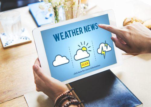 梅雨入り前の「天気アプリ」は何が人気?収益の可能性と各アプリの特徴をレポート