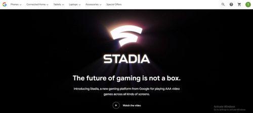 Stadiaがゲーム業界に新しい波を引き起こす!? Google発クラウドゲーミングサービス「Stadia」とは